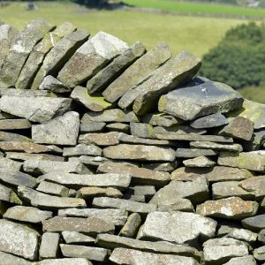 Dry Stone Wall Yorkshire