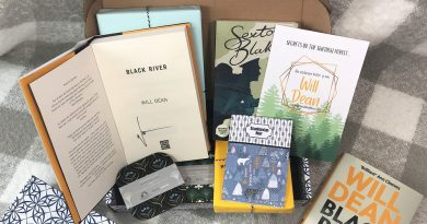 April 2020 crime book box Will Dean Black River 2