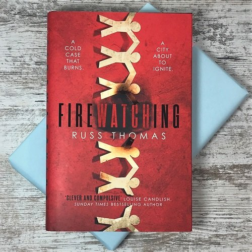 May 2020 - quarterly - crime and mystery - Firewatching - Russ Thomas