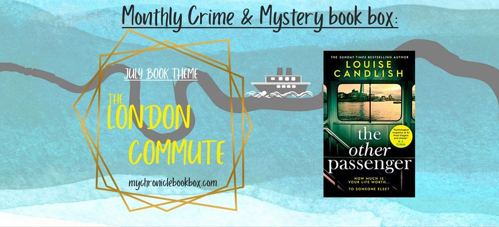 July 2020 Crime book of the month banner