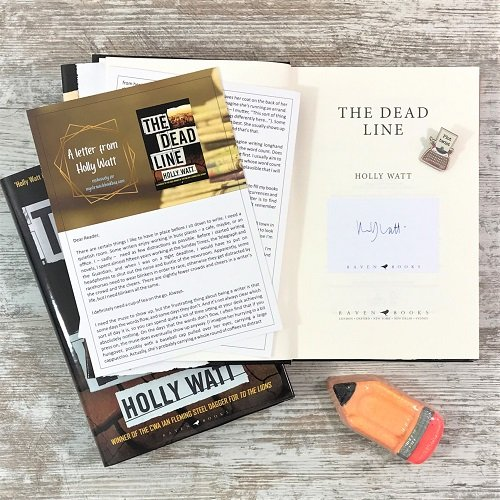 The Dead Line by Holly Watt