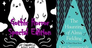 Gothic Horror Book Box blog banner