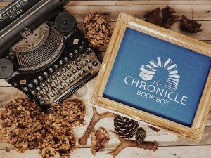 My Chronicle Book Box by Marie McWilliams