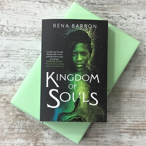August 2020 - scifi & fantasy - Kingom of Souls - Rena Barron