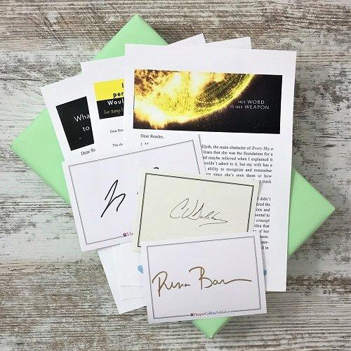 August 2020 - scifi & fantasy - author interviews