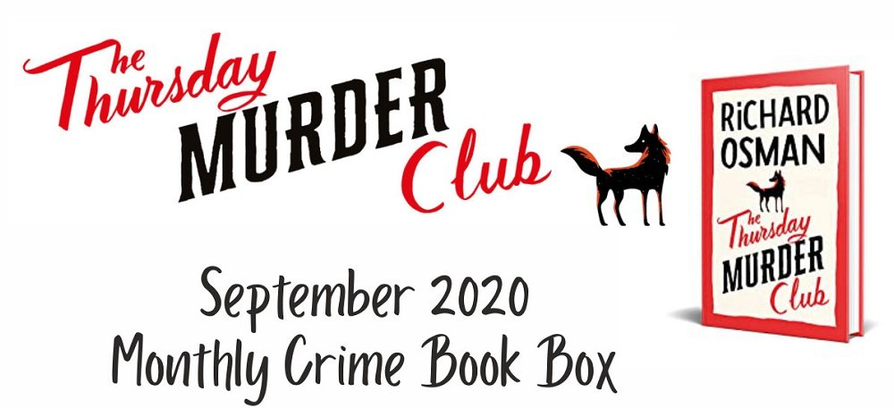September 2020 crime book of the month
