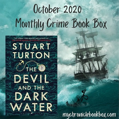 October 2020 crime book of the month
