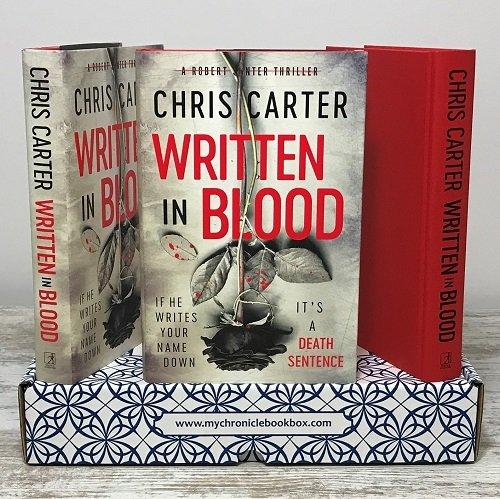 Written in Blood - Chris Carter