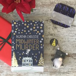 Christmas Book Box - Midwinter Murders - Agatha Christie 2