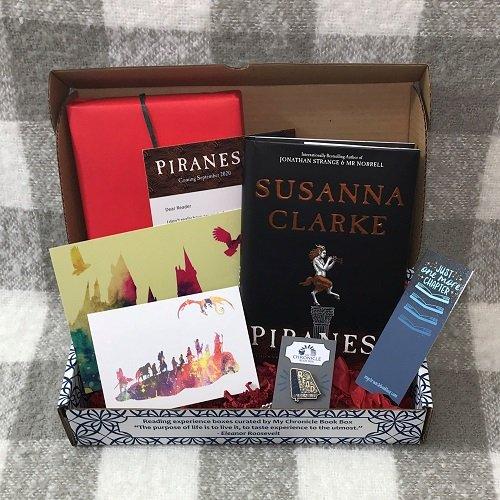 Christmas Book Box - Pianesi - Susanna Clarke 3