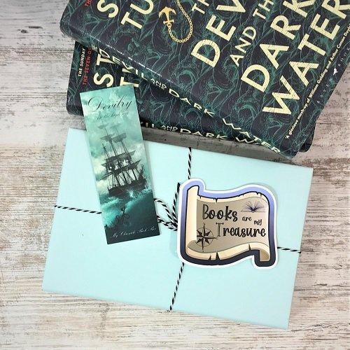 The Devil and the Dark Water - Stuart Turton - books are my treasure