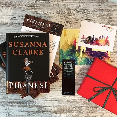 Piranesi - Susanna Clarke - fantasy book box