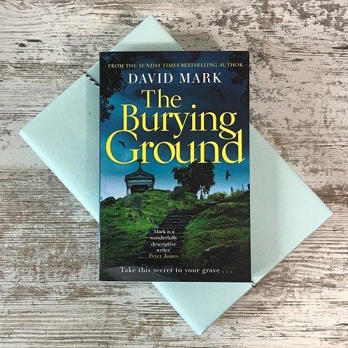 The Burying Ground David Mark