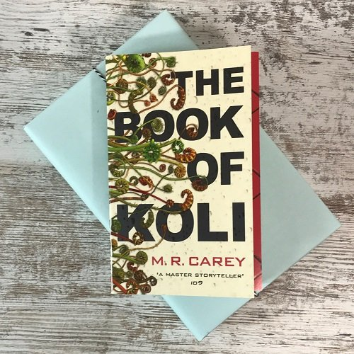 The Book of Koli by MR Carey