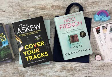 Crime & Mystery Quarterly Book Box – November 2020