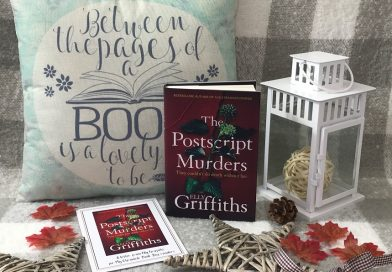Monthly Crime Book Box – November 2020