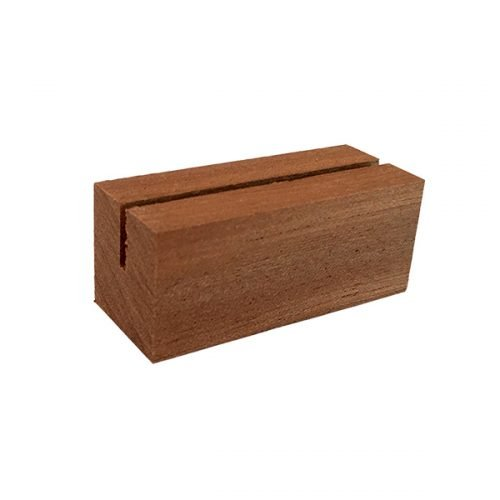 wooden-card-stand