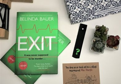 Exit Belinda Bauer crime book of the month