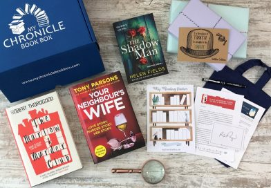 Feb 2021 - Quarterly crime book subscription box