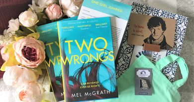 Monthly Crime Book Box – March 2021