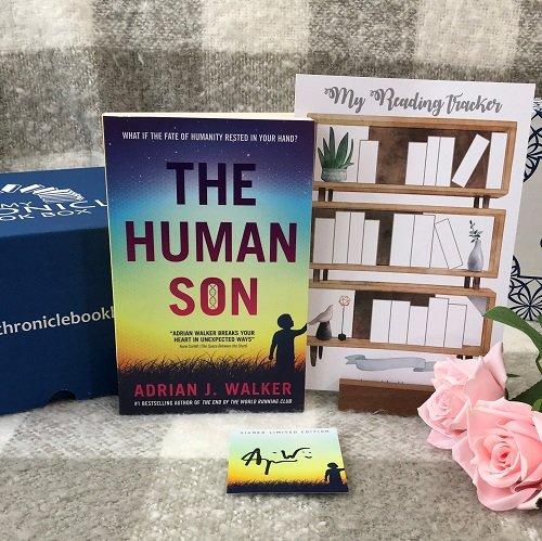 The Human Son by Adrian J Walker