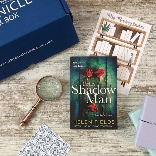 The Shadow Man - Helen Field