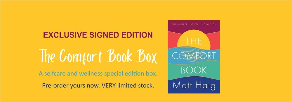 The Comfort Book Box limited edition
