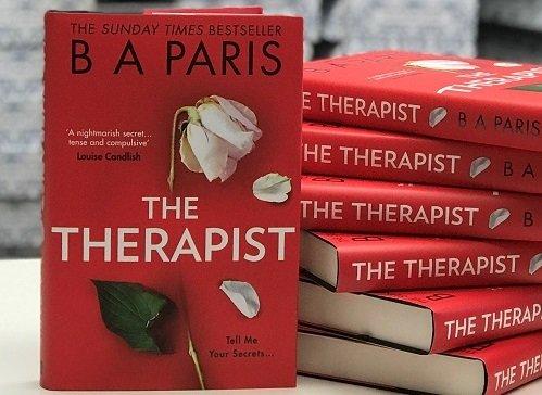 The Therapist by BA Paris