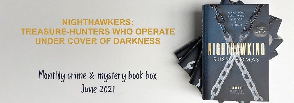Nighthawking by Russ Thomas June crime book
