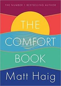 The Comfort Book Matt Haig Book cover