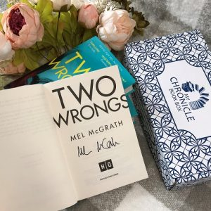 Two Wrongs by Mel McGrath