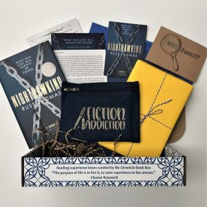 Nighthawking by Russ Thomas book box