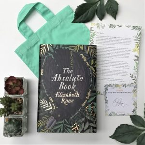 The Absolute Book Elizabeth Knox signed