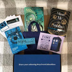 Science fiction fantasy subscription book box