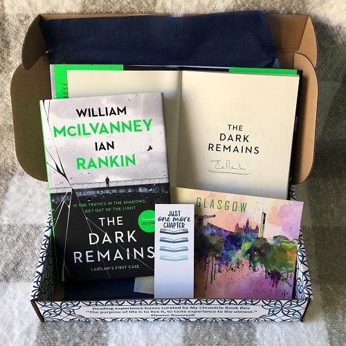 The Dark Remains Ian Rankin William McIlvanney