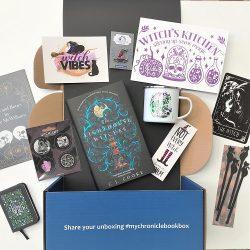 Witchcraft book box 1